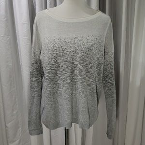 NWOT Lou & Grey Gradient Sweater